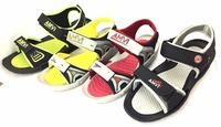 2017 latest design boy's sandal Light weight waterproof sandals beech sandals