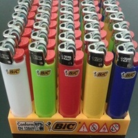 SPECIAL EDITION FULL SIZE BIC DISPOSABLE LIGHTERS J25 AND J26