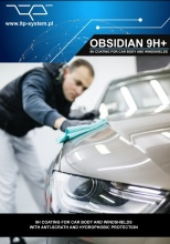 Nano Coating 9H Anti Scratch and Hydrophobic Protection for Car Paint and Glass