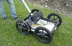 Ground Penetrating Radar with 500Mhz antenna