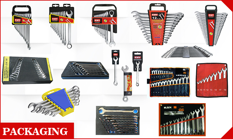 Wholesale Custom Made Spanner Wrench Set
