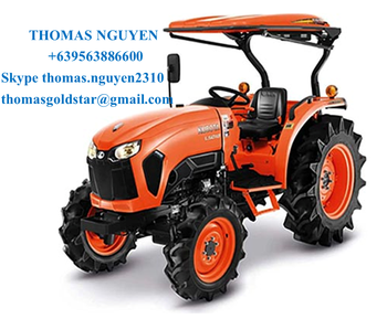 FARM TRACTOR L5018 4WD JAPAN BRANCH NEW IN HOT SALES NOW