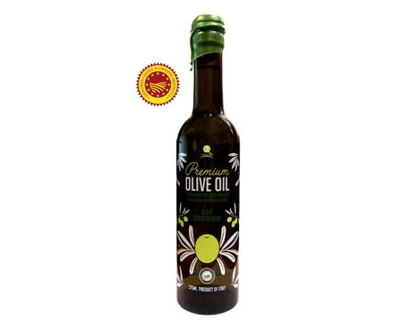 Extra Virgin Olive Oil D.O.P Certified