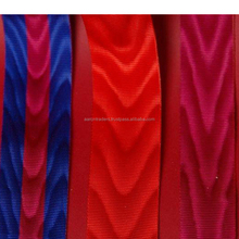 Moire Ribbons Silk Viscose Thread