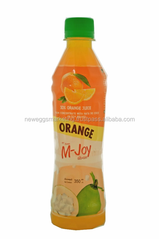 Fruit Juice with nata de coco