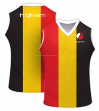 Custom Fully Digital Sublimation Australian Rules Football Jersey/Jumper, All Sizes