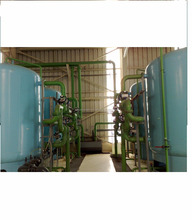 Vertical Sand Filter and Activated Carbon Filter