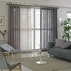 Korean luxurious curtain and blinds for decorating living room doors and windows high quality curtain sunproof