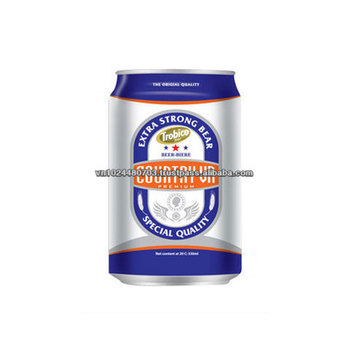 33cl extra strong Brands Canned Beer