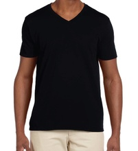 Special v neck body fitted t shirt by Zega Apparel