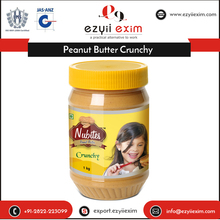 All Natural Crunchy Peanut Butter in Different Packing
