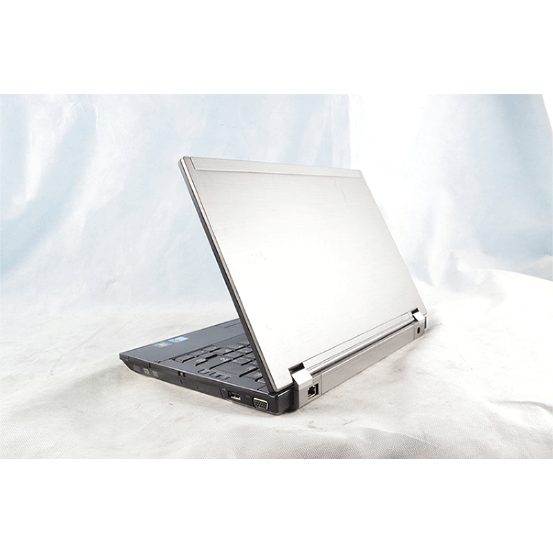 Second hand black and silver DELL LATITUDE E4310 tablet gaming pc with high quality