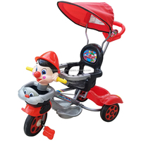 Vietnam wholesale kid tricycle/children tricycle - Clown kid tricycle - L10