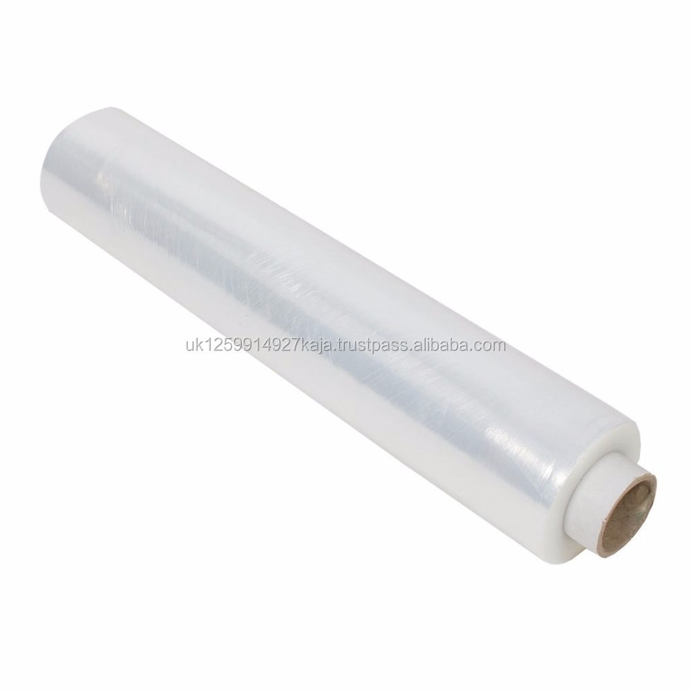 Clear Transparent Shrink/Pallet Wrap Stretch Film 23 Micron