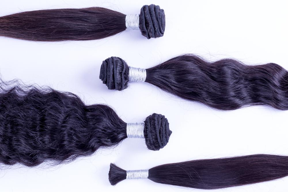 Alibaba Express Overnight Shipping Afro Kinky Bulk Hair Extention Indian Virgin Human Hair Most Popular Style