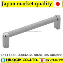 HC - 44 Natural tree Liberty handle 150 mm N oak / chrome shirokuma