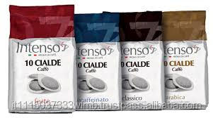 COFFEE PODS COMPATIBLE INTENSO