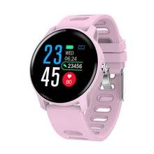 International version waterproof IPS color screen bluetooth fitness tracker <strong>smart</strong> band sport <strong>smart</strong> <strong>watch</strong> S08 2019
