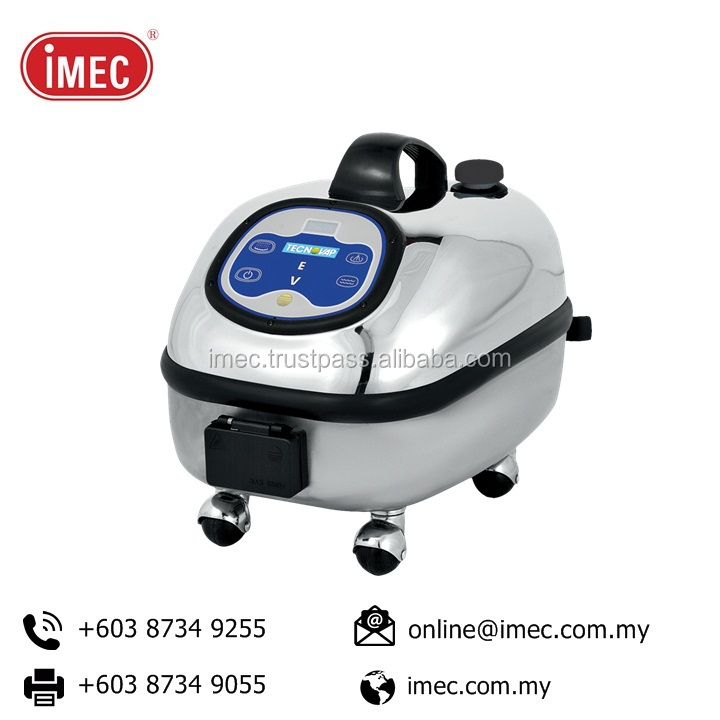 Best Selling Eco Steam Vacuum Cleaner Cleaning Machine with Overheater, IMEC iBlack JS08