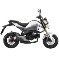 2017 Hondx MSX 125 SF White-Gray Colour Cheap Motorcycle 125CC