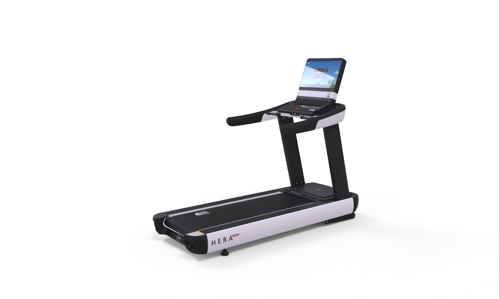 High End Smart Treadmill HERA-9000A with Android Console Device / Gym Running Machine / Cardio Equipment