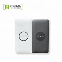 High quality wireless power bank 8000mAh capacity with Lightning/Android connectors wireless charger