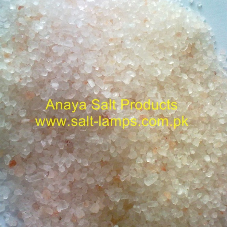 Himalayan Crystal Rock Edible Salt for Cooking / Himalayan Rock Salt Granules , Chunks & Powder