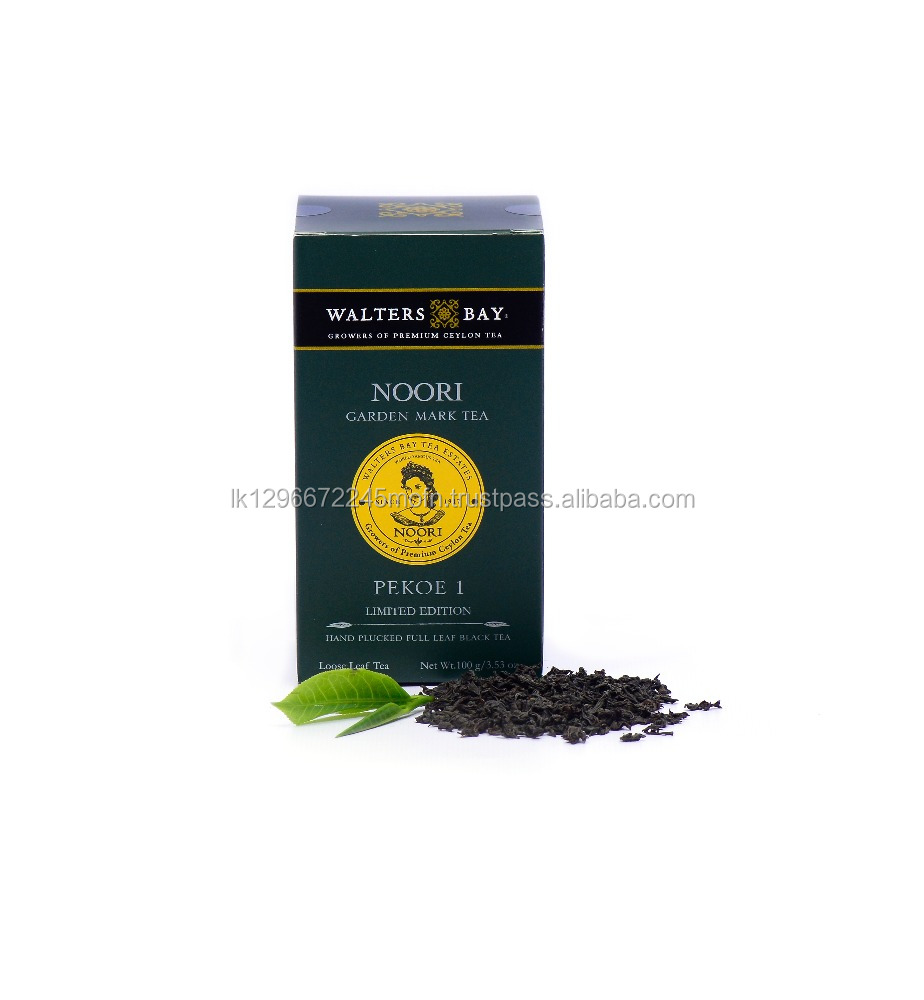 Ceylon Black Tea PEKOE 1 Single Estate from Sri Lanka