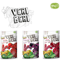 Veri Beri Natural Healthy Fruit Stripes