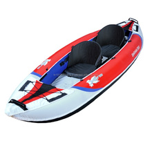 ZEBEC KXONE inflatable fishing OEM covered cheap kayak