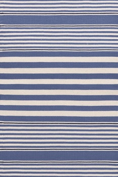 indian stripe design cotton durry