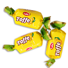 LEMON CHERRY ORANGE STRAWBERRY FLAVORED SOFT TOFFEE CANDY LOW PRICE FROM TURKEY AS HALAL SWEETS
