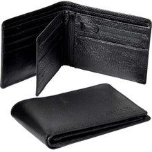 mens wallet / customized leather wallet