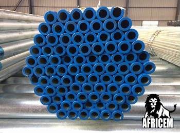 GALVANISED STEEL PIPES LIGHT SERIES