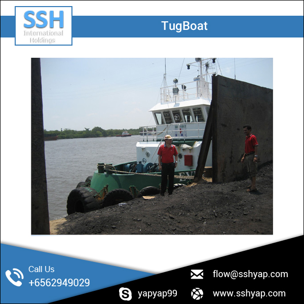 Used Barge Boats at Lowest Price