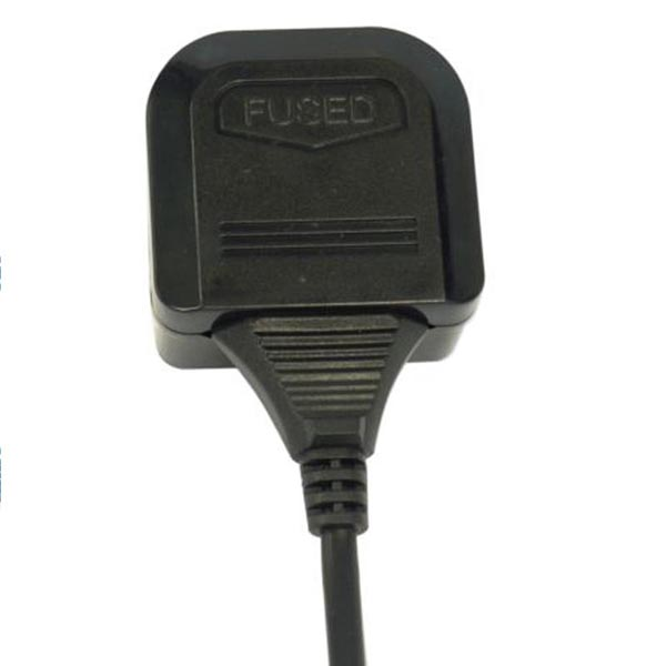 SE-CP1 CEE7 Schuko electrical UK 3pin plug Europe to UK converter plug adapter