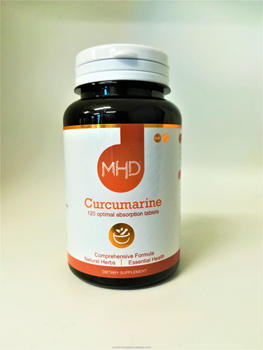 MHD: Curcumarine - General Well-being Supplement