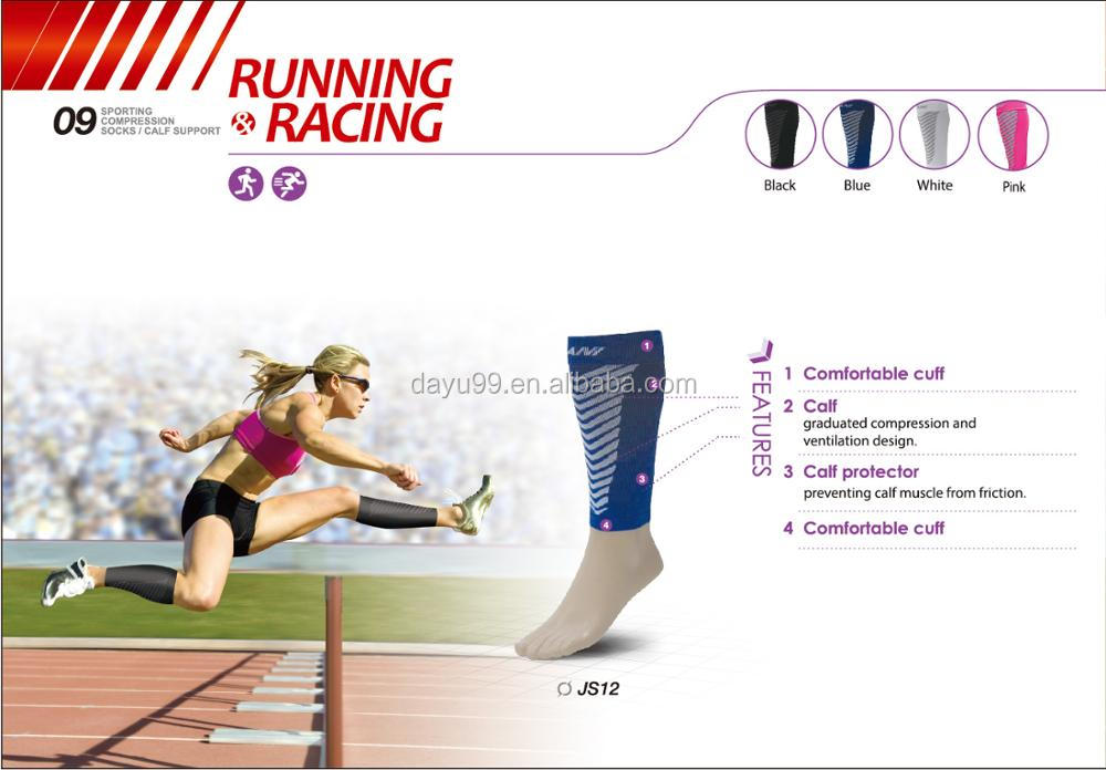 Running calf support compression sleeves (Taiwan)