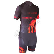 Customized Fully Sublimation Cycling Skin suit