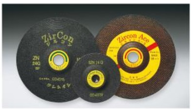 Quality abrasive cutting wheel from Japan