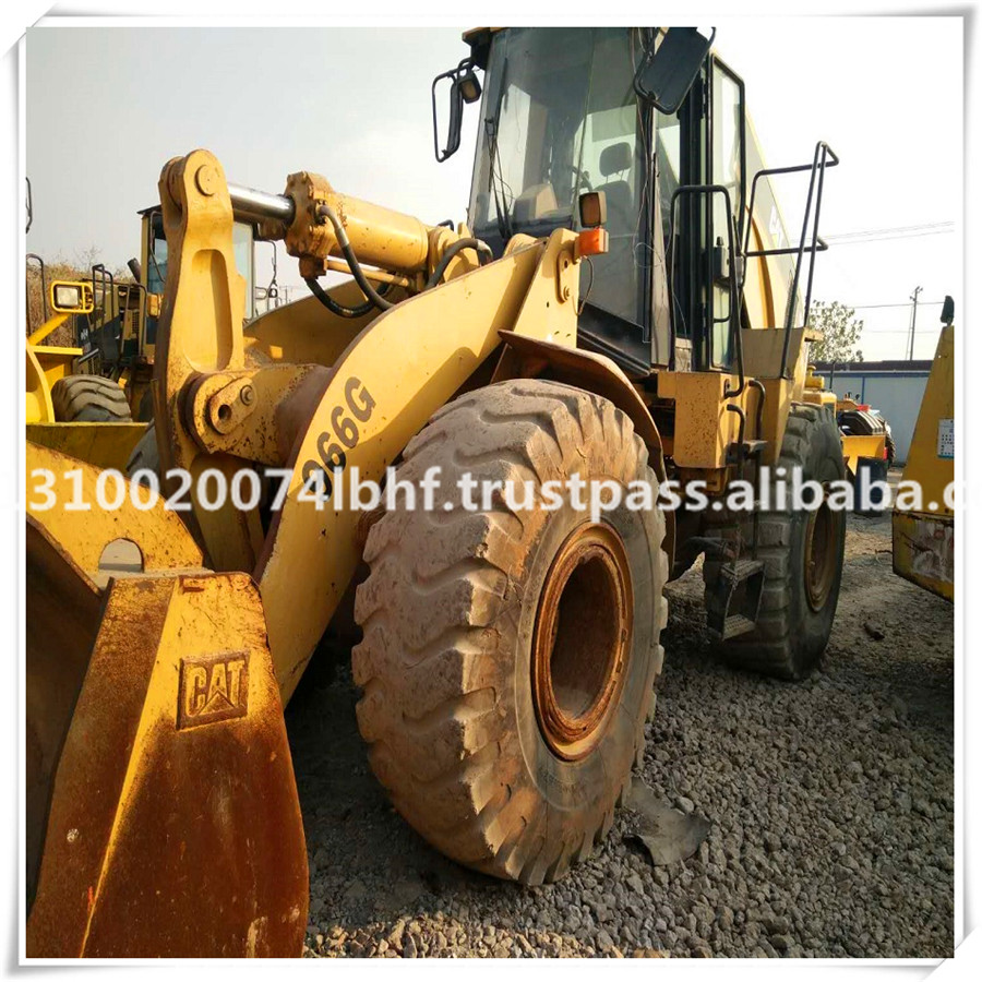 Used Hot Sale CAT Model Wheel Loader 966G Brand Equipment /Also Used CAT 966,Caterpillar966G,936,950(whatsapp: 0086-17717435337)