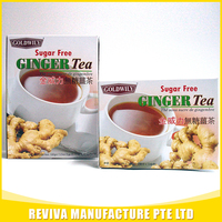 Sugar Free Instant Ginger Tea