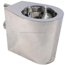STAINLESS STEEL TOILET PANS EWC CLOSET