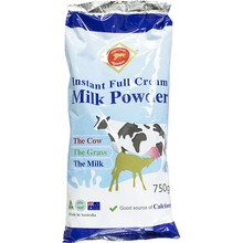 25kg Instant Full Cream Milk Powder