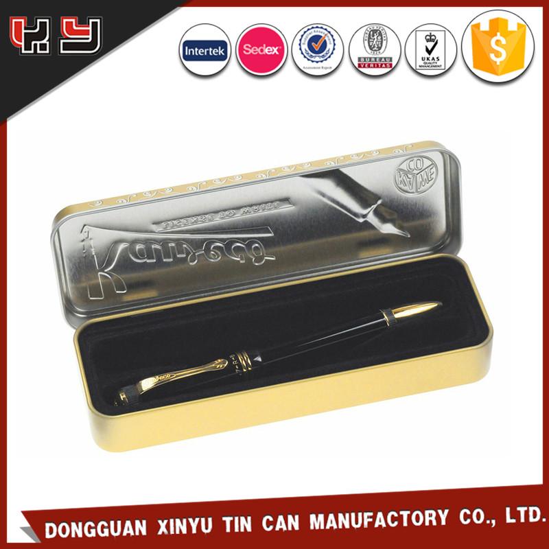 pen tin case