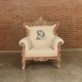 Indsnesia Antique Furniture - Karma Chair French Furniture Jepara