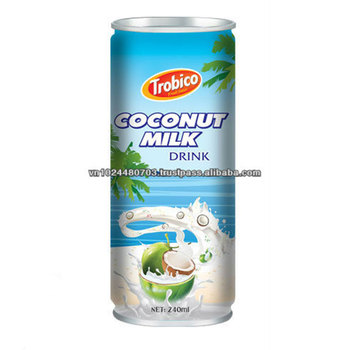 Supplier 250ml Organic Coconut milk-Fresh And Pure