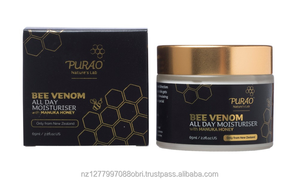 Natural Bee Venom All Day Moisturising Cream