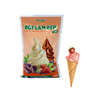 strawberry smooth, excellent flavor soft serve ice cream powder good price