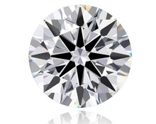 Small Loose Natural Diamond Round Brilliant Shape 3.9 mm F Color VS1 Clarity Special For Jewelry